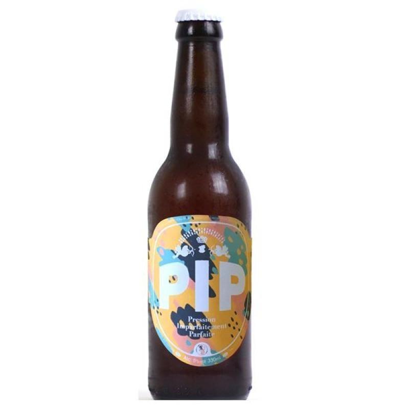 - PIP - MEGA WHEAT BIO 33CL - Planète Drinks
