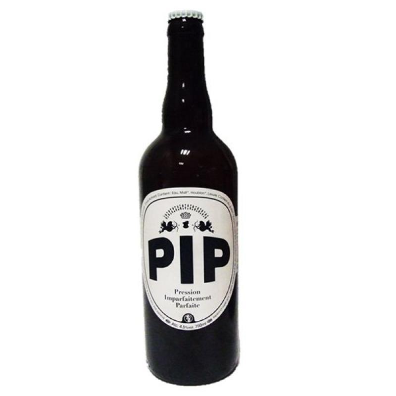 - PIP - SUPER BLANCHE BIO 75CL - Planète Drinks