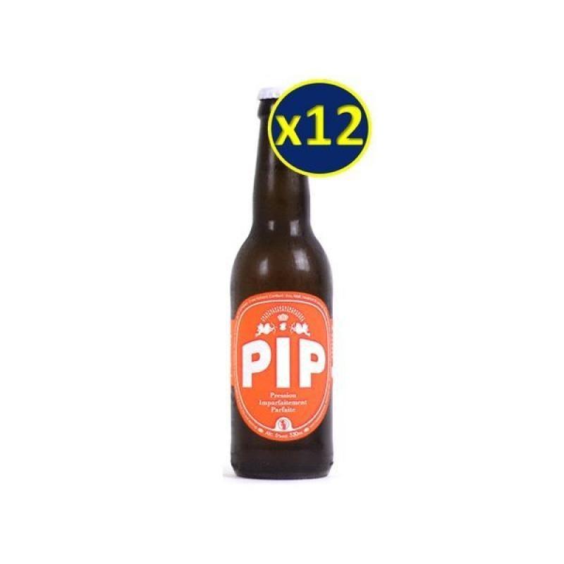 - PIP - MEGA RED BIO 12*33CL - Planète Drinks
