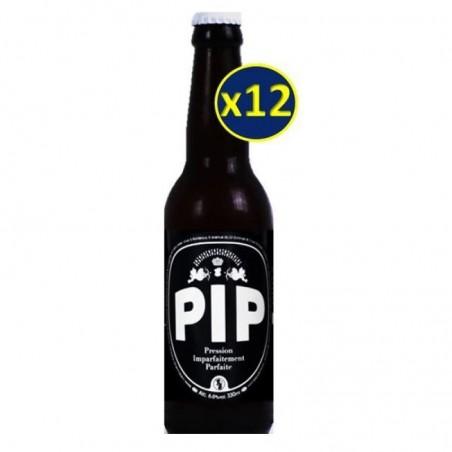 - PIP - ULTRA ESPELETTE STOUT 12*33CL - Planète Drinks