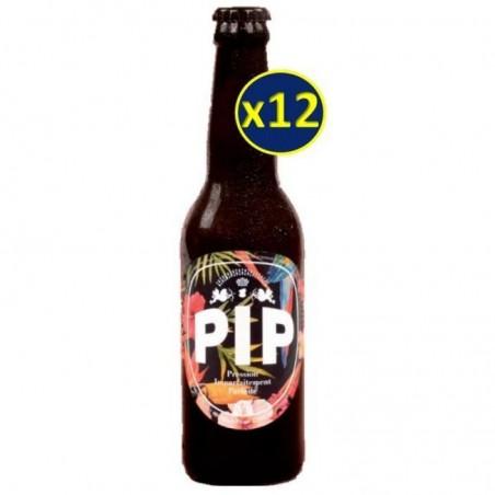 PIP - ULTRA GINGER PORTER BIO 12*33CL