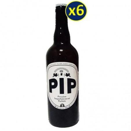 PIP - SUPER BLANCHE BIO 6*75CL
