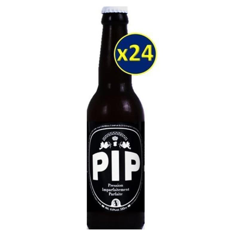 - PIP - ULTRA ESPELETTE STOUT 24*33CL - Planète Drinks