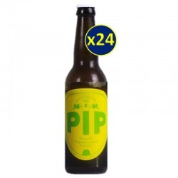 - PIP - ULTRA DDH IPA 24*33CL - Planète Drinks