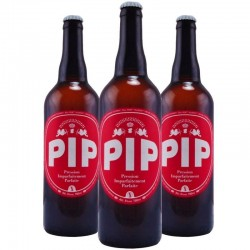 - PIP - SUPER BLONDE BIO 3X75CL - Planète Drinks