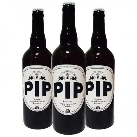 - PIP - SUPER BLANCHE BIO 3X75CL - Planète Drinks