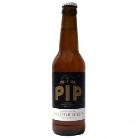 PIP - IPA COPEAU DE BOIS 33CL