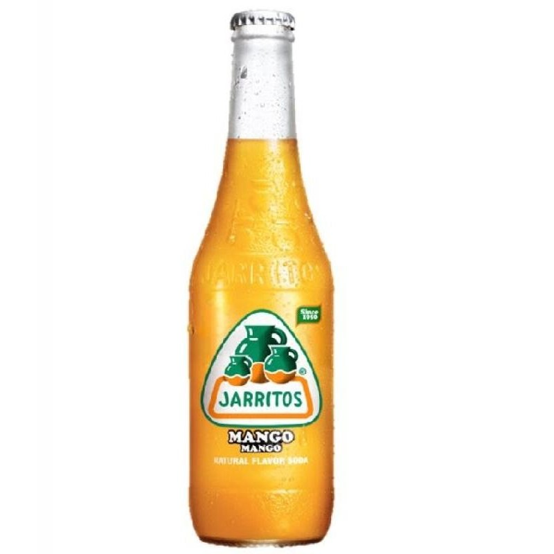 - JARRITOS MANGUE SODA MEXICAIN 37CL - Planète Drinks
