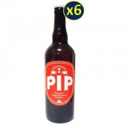 - PIP - SUPER BLONDE 6*0.75L - ECOCERT FR-BIO-01 - Planète Drinks
