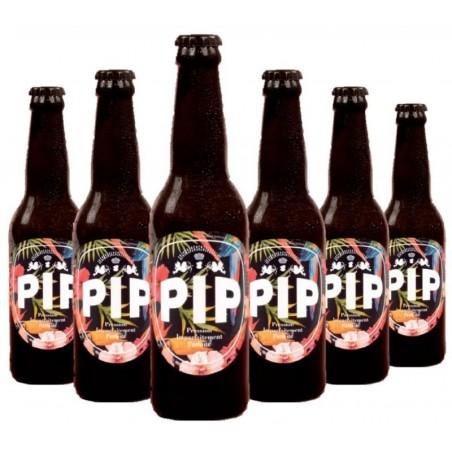 PIP - ULTRA GINGER PORTER BIO 6*33CL