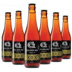 - CELT GOLDEN IPA 6*0.33L - CERTIFIE FR-BIO-01 - Planète Drinks