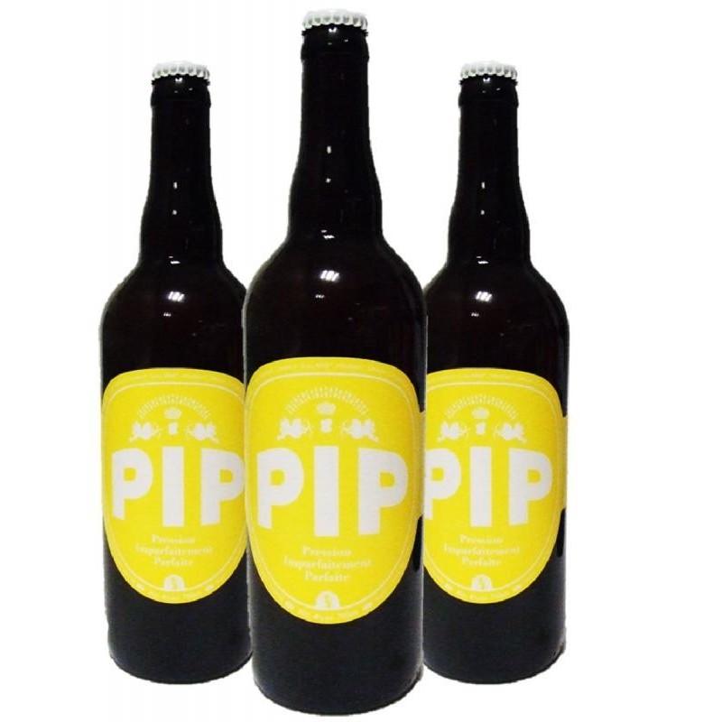 - PIP - MEGA LIGHT PA 3*0.75L - CERTIFIE FR-BIO-01 - Planète Drinks