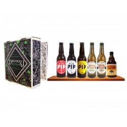 - DISCOVERY BEER BOOK - 6 BIERES FRANCAISES - Planète Drinks