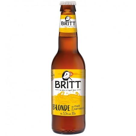 BRITT BLONDE 0,33L