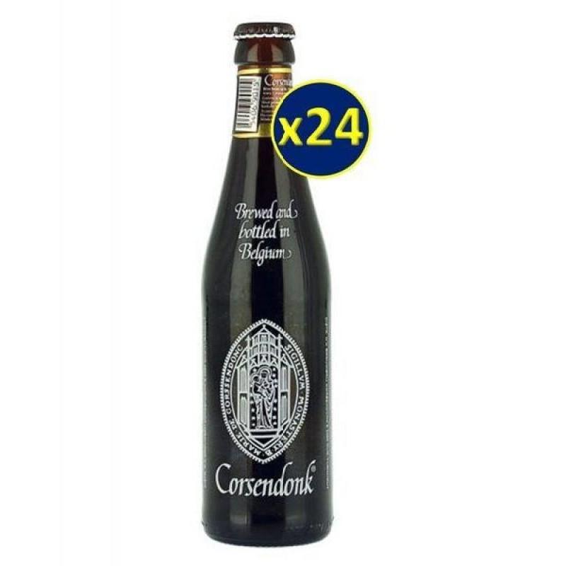 - CORSENDONK PATER DUBBEL 24*0.33L - Planète Drinks