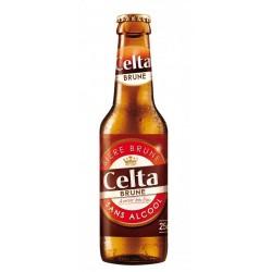 CELTA BRUNE SANS ALCOOL 25CL