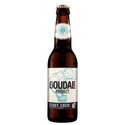 biere - LA GOUDALE PROJECT STOUT COCO 33CL - Planète Drinks