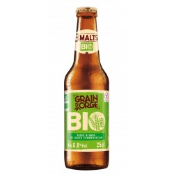 GRAIN D'ORGE BIO  25CL