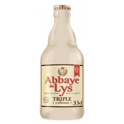 ABBAYE DU LYS TRIPLE BLONDE...