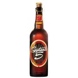 SEPTANTE 5 AMBREE 75CL