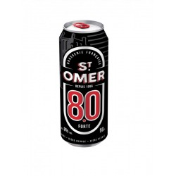 SAINT OMER BLONDE 8° 50CL CAN