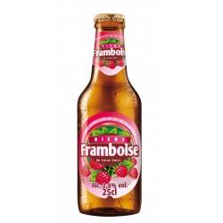 biere - SAINT OMER FRAMBOISE 25CL - Planète Drinks