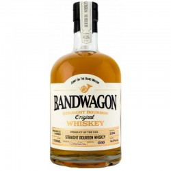 BANDWAGON BOURBON WHISKEY 70CL