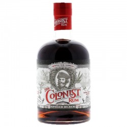 THE COLONIST BLACK SPICED 70CL