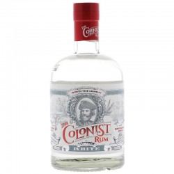 RUM THE COLONIST WHITE 70CL