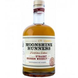 BOURBON - BOURBON MOONSHINE RUNNERS 70CL - Planète Drinks