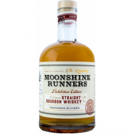 BOURBON MOONSHINE RUNNERS 70CL