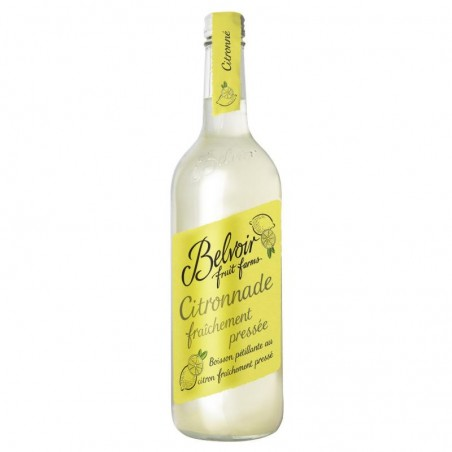 BELVOIR PETILLANT CITRONNADE 75CL