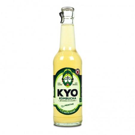 KYO KOMBUCHA COOL MENTHE 33CL