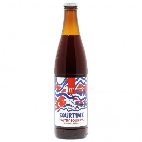MARYENSZTADT SOURTIME PASTRY SOUR IPA BLACKBERRY CHERRY 50CL