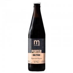 biere - MARYENSZTADT CLASSICS PORTER BALTYCKI 50CL - Planète Drinks
