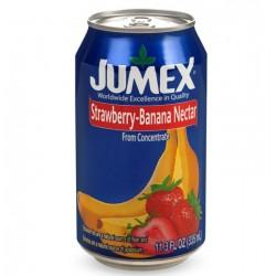 JUMEX NECTAR FRAISE BANANE 33.5CL
