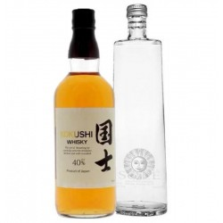 BOX KOKUSHI WHISKY 70CL +...