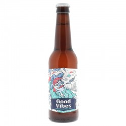 D'ORVILLE GOOD VIBES 33CL