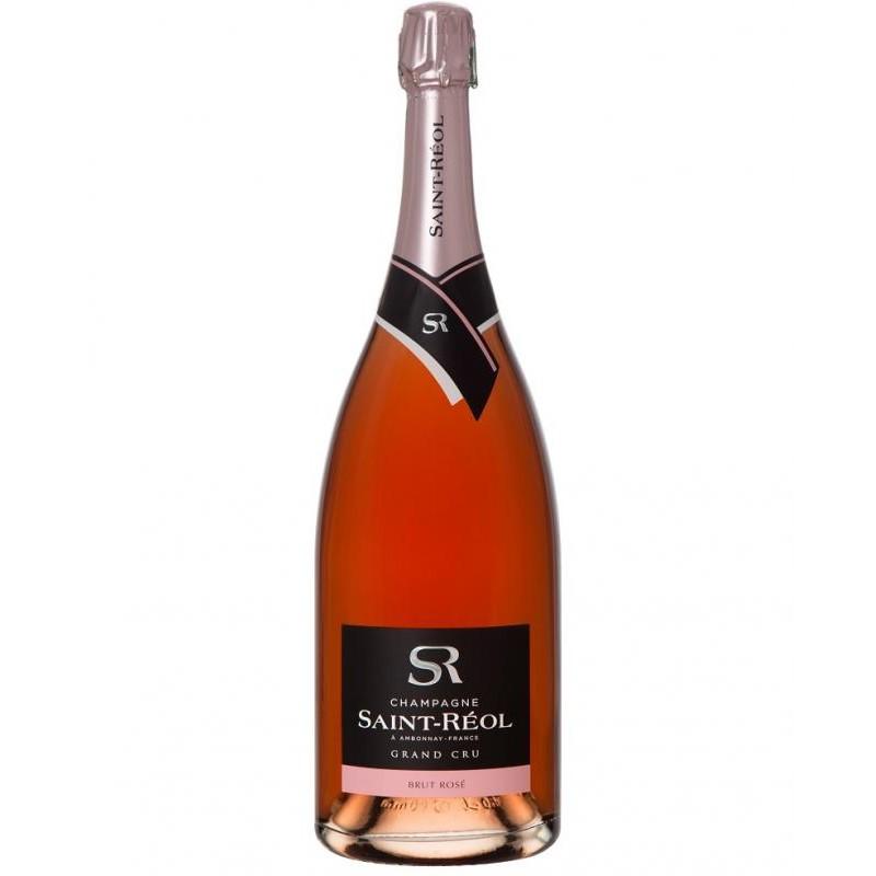 CHAMPAGNE MOUSSEUX - SAINT REOL MAGNUM ROSE GRAND CRU - Planète Drinks
