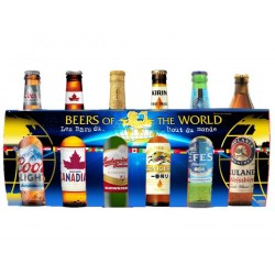 SIXPACK BEERS OF THE WORLD...