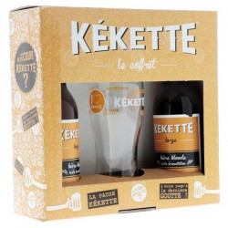 COFFRET KEKETTE BLONDE...