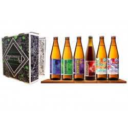 COFFRET DISCOVERY MARYENSZTADT SOURTIME X6 BIERES 50CL
