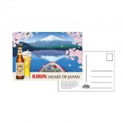 KIRIN ICHIBAN POST CARD