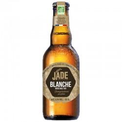 biere - JADE BLANCHE 25CL - Planète Drinks