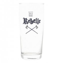 VERRE REBELLE 25CL