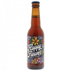 BIRRA & BLUES HOPPY FLOWER DOUBLE IPA 33CL