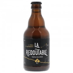 LA REDOUTABLE TRIPLE BLONDE...