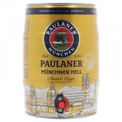FUT PAULANER MUNCHNER HELL 5L