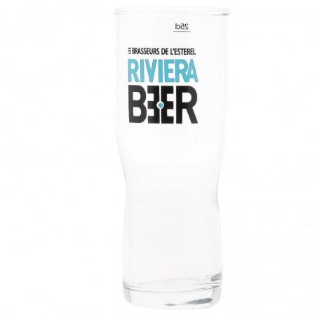 VERRES A BIERE - RIVIERA 25CL - Planète Drinks