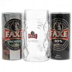 BOX FAXE 2*1L CAN + 1 CHOPE 1L